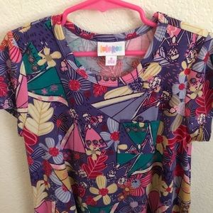 LuLaRoe Scarlett Girl's Dress